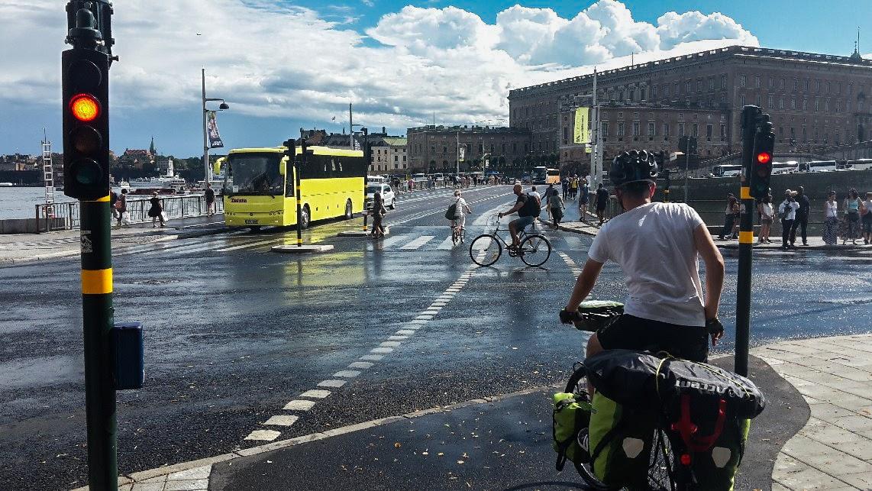 Skandynawia na rowerze