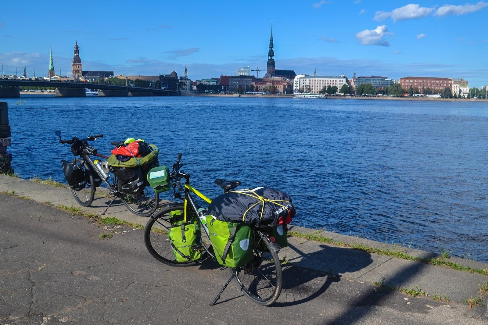 Wyprawa rowerowa wokół Bałtyku
