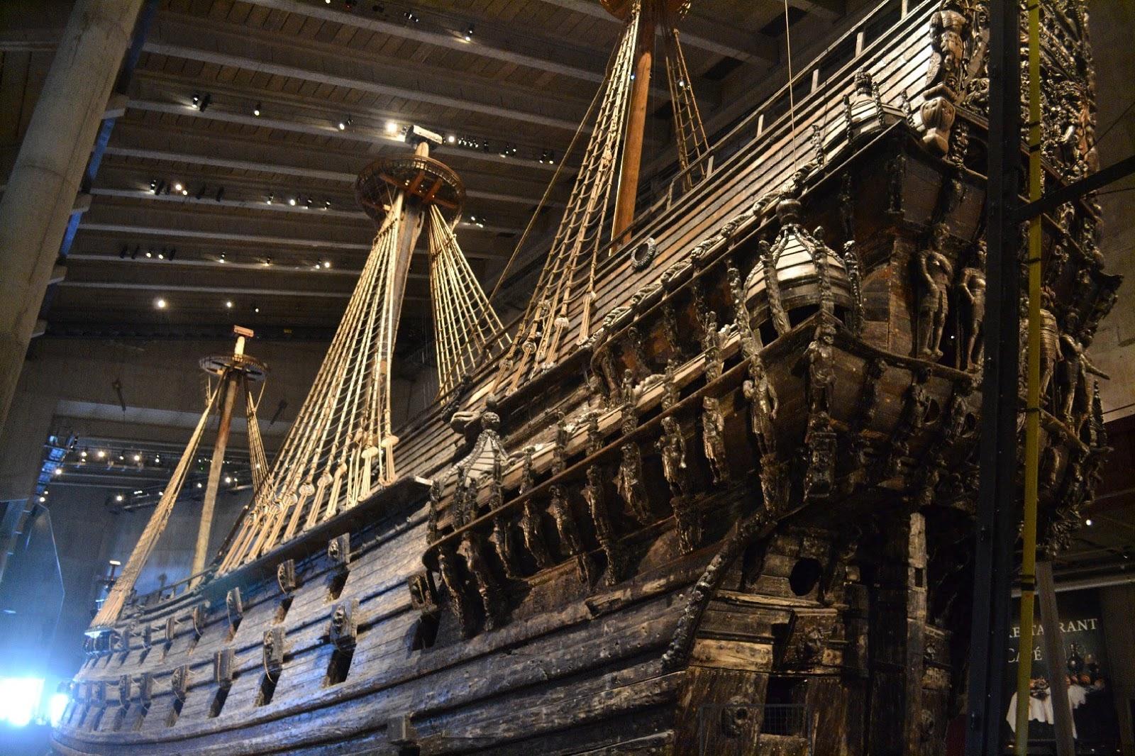 Muzeum Wazy Sztokholm