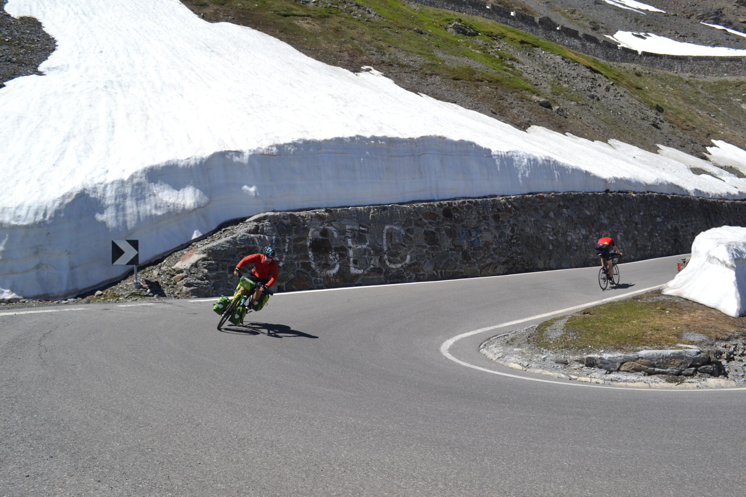 Niesamowite kolarskie przełęcze