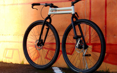 Rower bez łańcucha – lepiej jechać niż smarować!