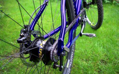 Test roweru z paskiem zębatym –  hardtail z paskiem i piastą Rohloff