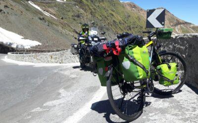 Breezer Beltway 8 – test wyprawowego trekkinga z paskiem