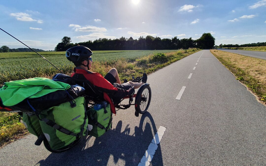 Wyprawa rowerowa Niemcy-Dania-Szwecja na trajce!