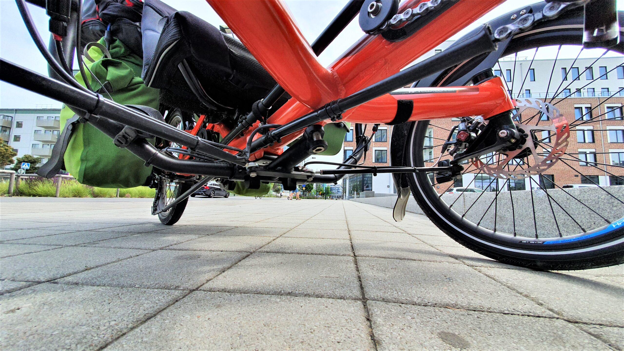 Rowery poziome, trajki, rower turystyczny