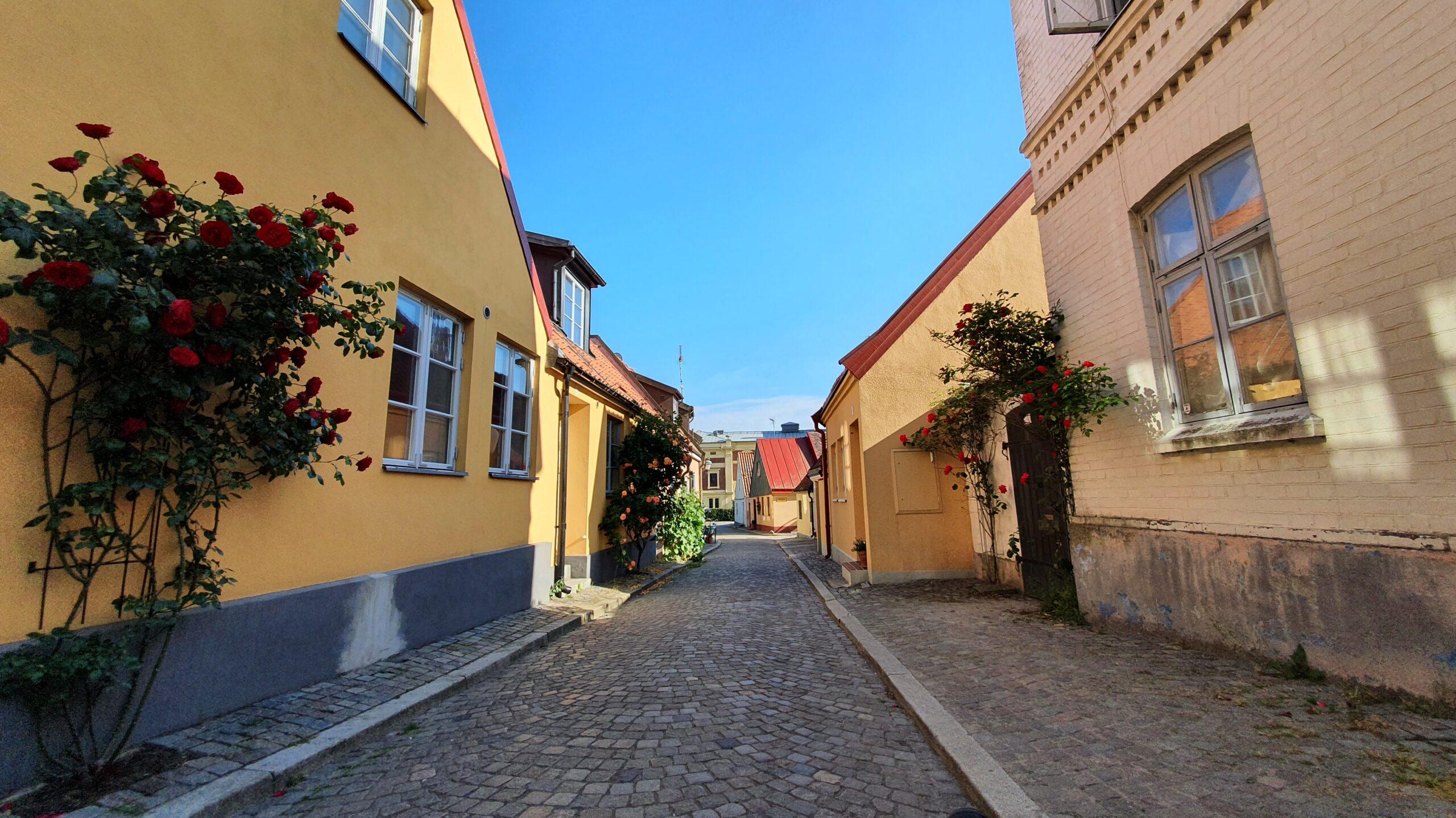 Świnoujście - Ystad, prom bałtyk, wyprawa