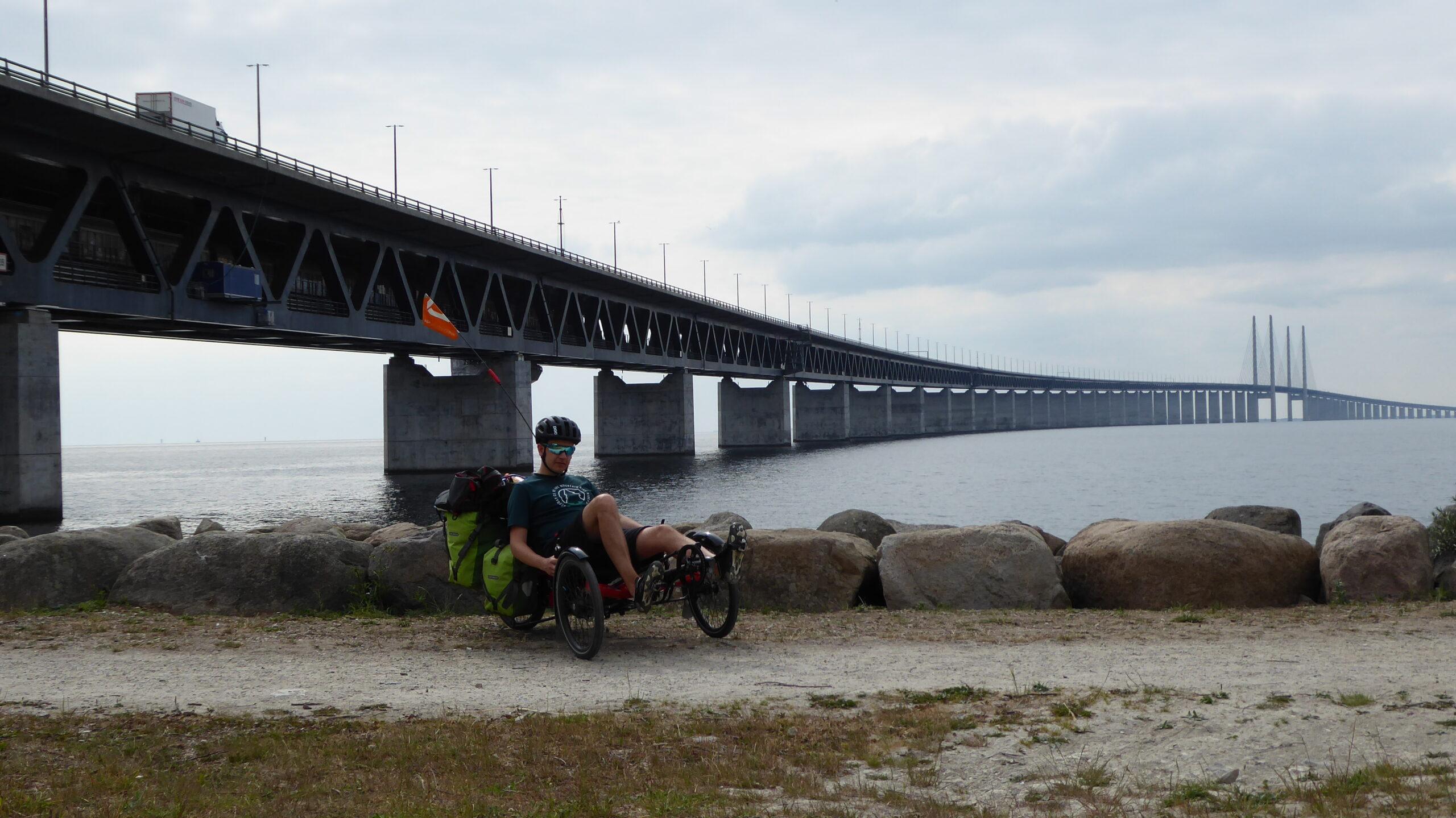 Øresundsbron, Cieśnina Sund, najwygodniejszy rower na świecie