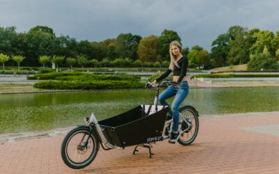 Stork Cargo e-Bike – podwójny test polskiego roweru Cargo
