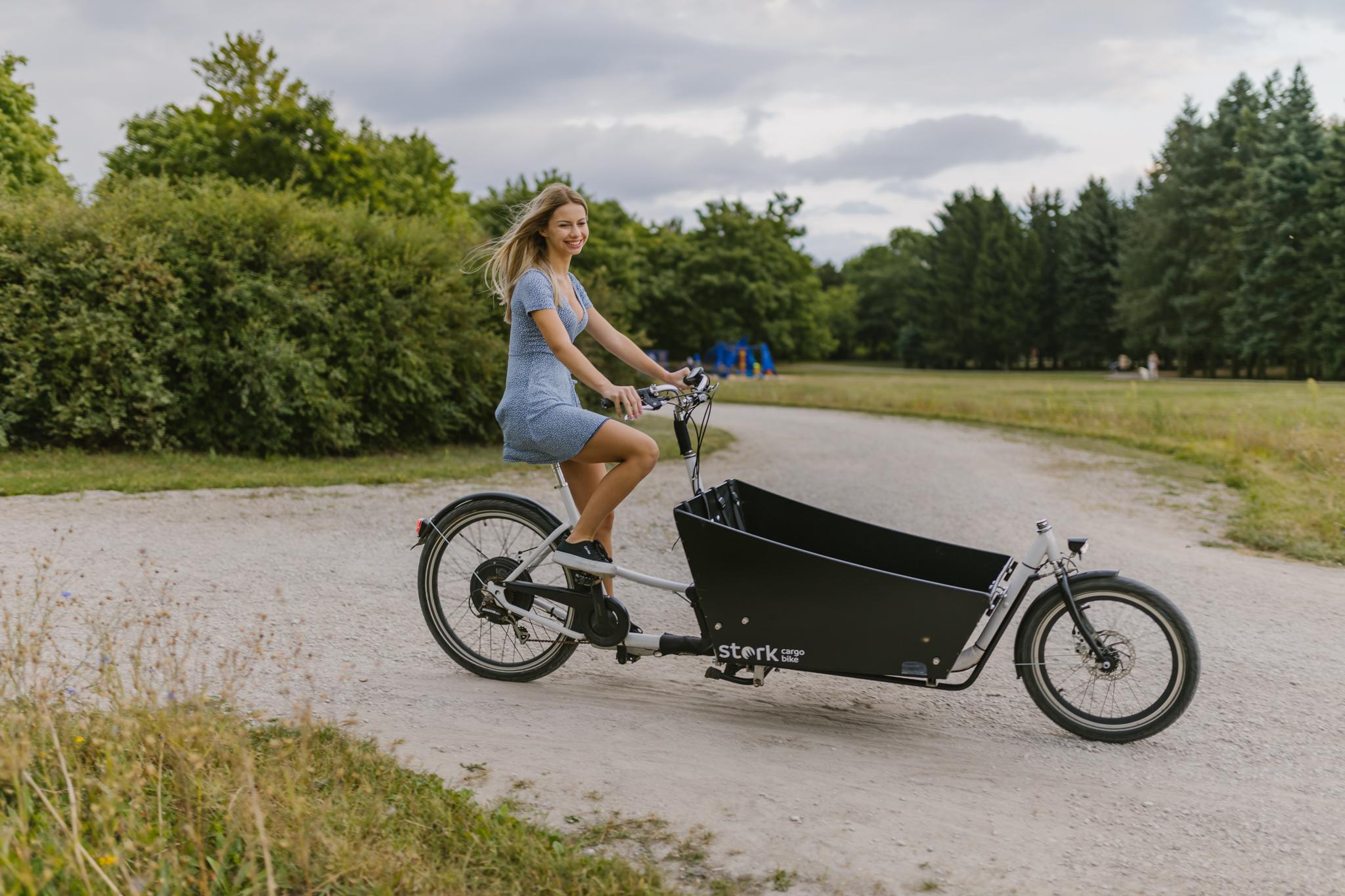 Rowery transportowe, rower bagażowy, alternatywa dla samochodu w mieście